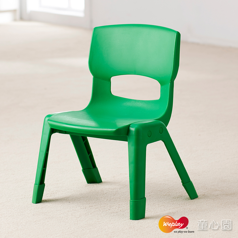 Weplay 26cm輕鬆椅-綠(12M+)