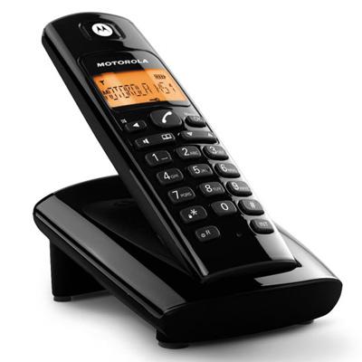 Motorola-DECT-數位無線電話-D101O