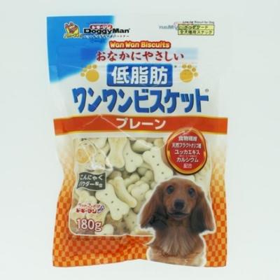 Doggyman 低脂骨型消臭餅乾 180g