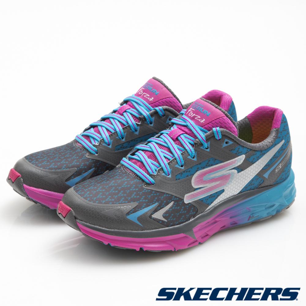 SKECHERS (女) 跑步系列 GO Run Forza-14105CCBL