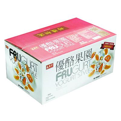盛香珍 優酪果園果凍-綜合風味(6kg)