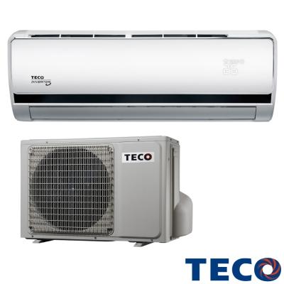 TECO 東元5-6坪一對一豪華變頻冷暖空調MS28IH-LV 珍珠白