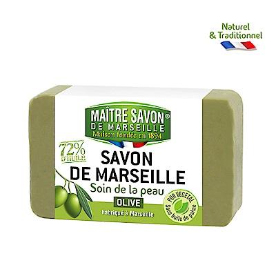 法國玫翠思 傳統經典橄欖馬賽皂100g