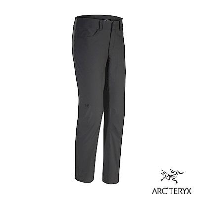 Arcteryx 24系列 女 Mica 彈性修身長褲 威爾斯灰