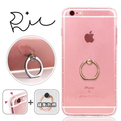 RedMoon APPLE iPhone6s Plus 內嵌式指環防摔手機殼