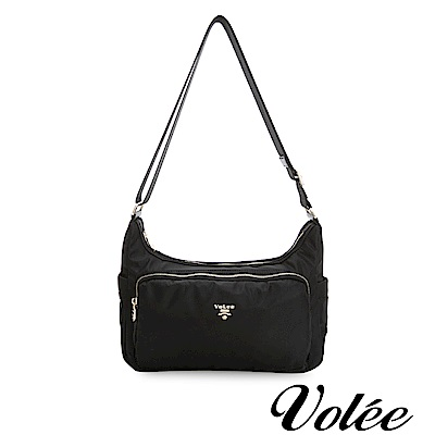 Volee飛行包 - 好旅行系列隨形肩背包- 德國黑