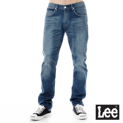 Lee 牛仔褲Jade Fusion冰精玉石 726中腰標準小直筒