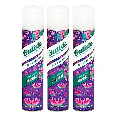 Batiste 秀髮乾洗噴劑 東方香氛200mlx3入