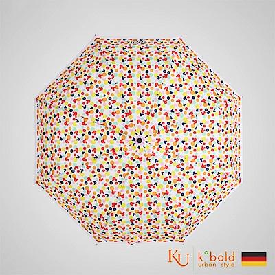德國kobold 迪士尼官方授權-晴雨兩用傘-米奇糖果屋-白