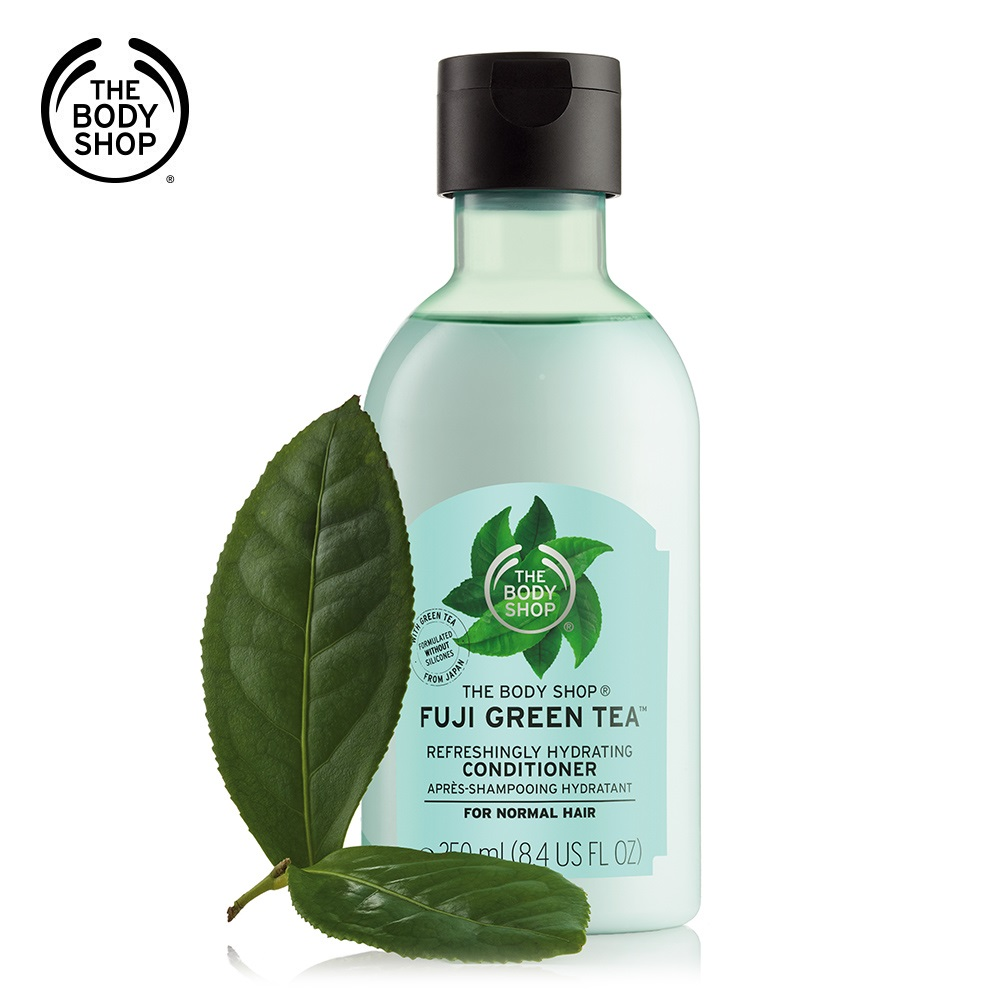 The Body Shop 富士山綠茶淨化護髮乳250ML product image 1