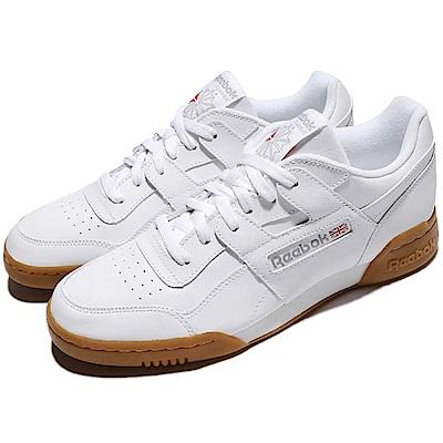 Reebok 休閒鞋 Workout Plus 男鞋