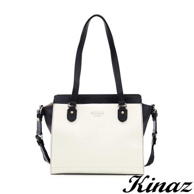 KINAZ-閃耀時刻兩用斜背托特包-相機系列