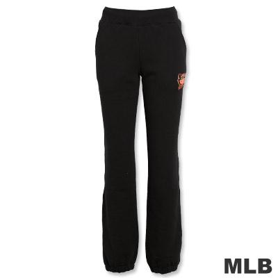 MLB-巴爾的摩金鶯隊棉褲-黑(女)
