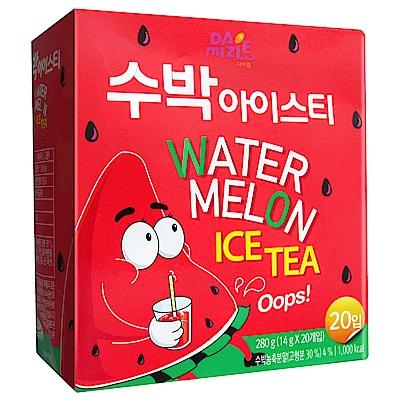 DAMIZLE多美樂 西瓜冰茶粉(14gx20入)