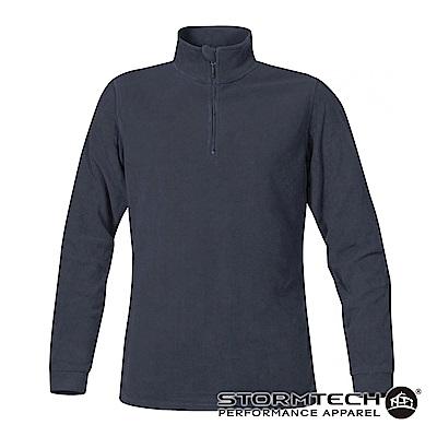 【加拿大STORMTECH】經典1/4拉鍊FLEECE保暖上衣VFP-1W-女-深藍