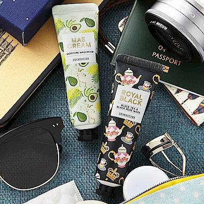 DEAR PACKER 紅茶和酪梨面膜30mlx2