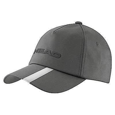 HEAD奧地利 可調整式 機能運動帽-灰 287058