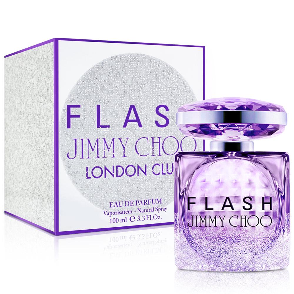 JIMMY CHOO舞夜倫敦限量版女性淡香精(100ml)-送品牌小香