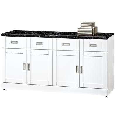 時尚屋 艾菲爾5.3尺石面餐櫃可選色