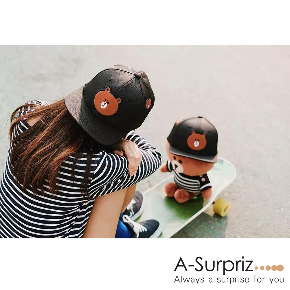A-Surpriz 卡通小熊棒球帽(小孩款)