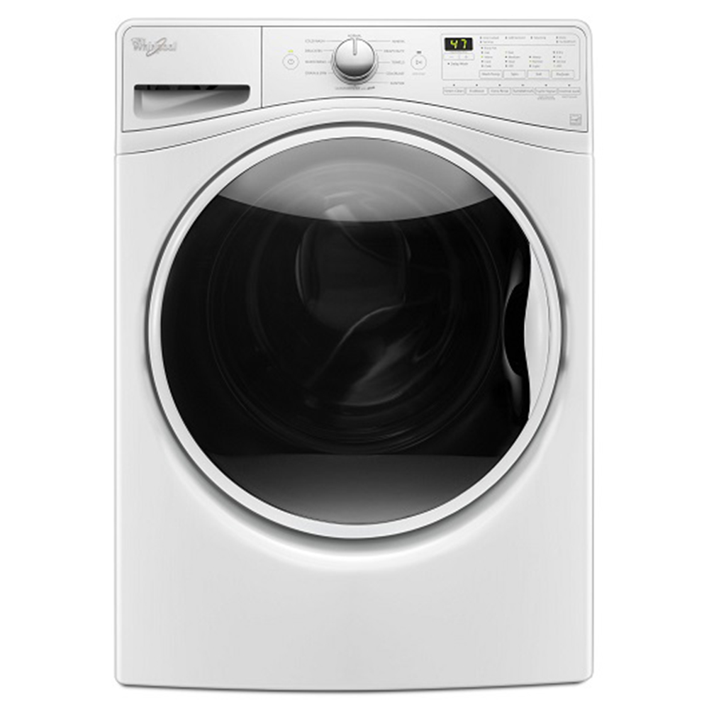 Whirlpool惠而浦 15KG 變頻滾筒洗衣機 WFW85HEFW 展碁代理