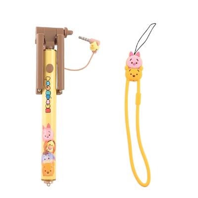 Disney迪士尼TsumTsum Mini輕巧迷你自拍棒 自拍神器可伸縮免藍牙...