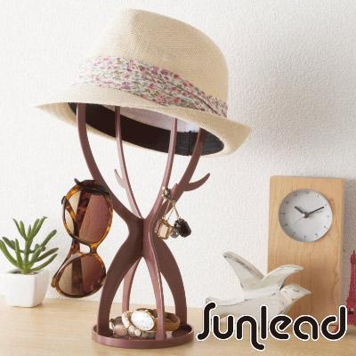 Sunlead 多功能假髮帽子飾品立體收納架 (三組入)