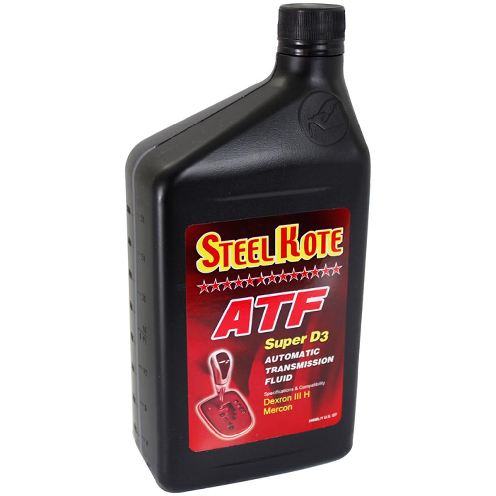 美國史帝波特super ATF D3自動變速箱油-3入