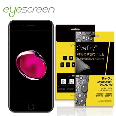 EyeScreen iPhone 7+ EverDry PET 螢幕保護貼 (非...