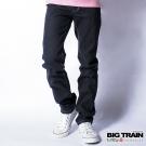 BIG TRAIN 和柄龍首小直筒-男-黑色