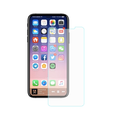【SHOWHAN】iPhone 11pro/Xs/X 9H鋼化玻璃保護貼 0.3mm