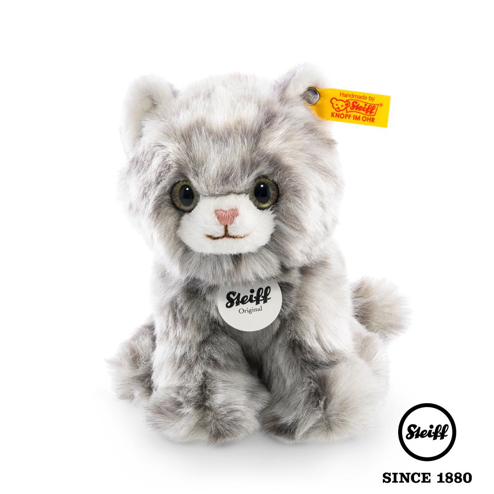 STEIFF德國金耳釦泰迪熊 小貓 Minka Kitte (動物王國)