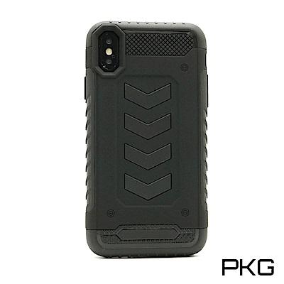 PKG Apple IPhone X 抗震防摔保護殼(防摔止滑款)