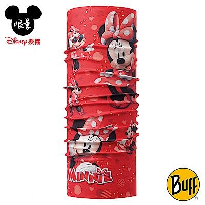《BUFF》迪士尼授權兒童頭巾 甜美米妮 BF115445-425-10
