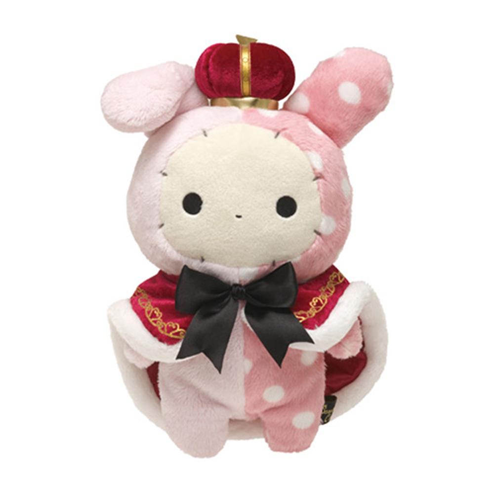 魔幻馬戲團國王鑰匙系列毛絨公仔。團長兔