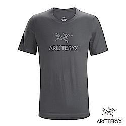 Arcteryx 24系列 男 有機棉 ARCWORD 短袖T恤 機長灰