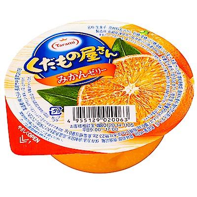 TARAMI達樂美 水果屋果凍-蜜柑口味(160g)