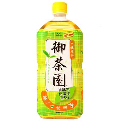 御茶園 冰釀綠茶(975mlx12入)