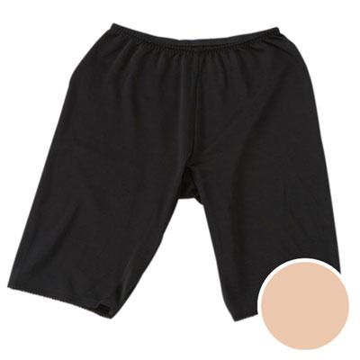 華歌爾-中空保暖M-LL短褲(粉底膚)