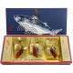 有溫度的烏魚子──莊國顯X鱻采頂級烏魚子一口吃(12片裝/4盒組) product thumbnail 1