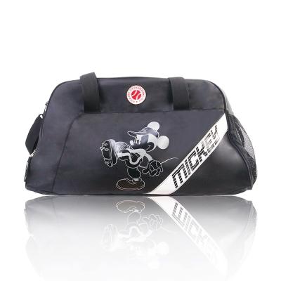 《凡太奇》美國品牌【迪士尼DISNEY】光速黑潮運動提包、旅行包