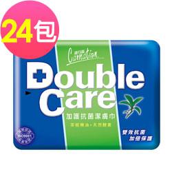 康乃馨抗菌濕巾 20片x24包
