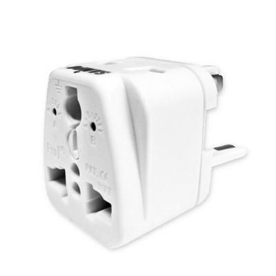聲寶 旅行萬用轉接頭【白色】(全球通用型)EP-UA1C