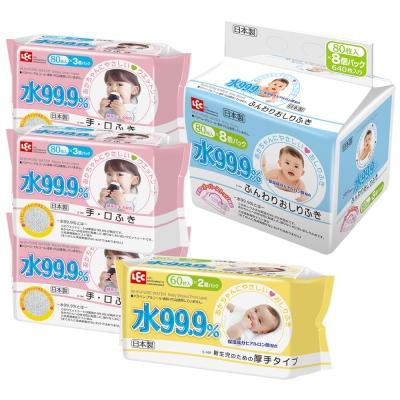 純水99.9%日本製LEC濕紙巾8入*1+厚型2入*1+手口3入*3 | LEC(舊) | Yahoo奇摩購物中心-數十萬件商品,品質生活盡在雅虎購物!