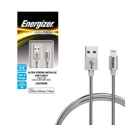 Energizer勁量Apple Lightning金屬傳輸線