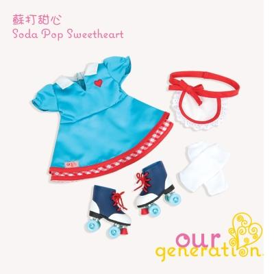美國【our generation】蘇打甜心 (3Y+)