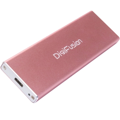 伽利略 M.2(NGFF) SSD to USB3.0 玫瑰金