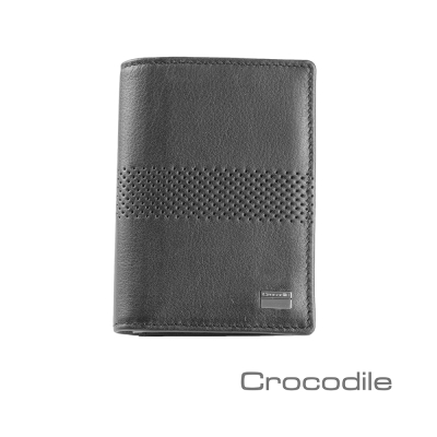 Crocodile Punch 系列風琴式名片夾 0103-07906