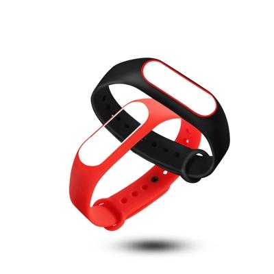 ANTIAN 小米手環2 經典撞色系列腕帶