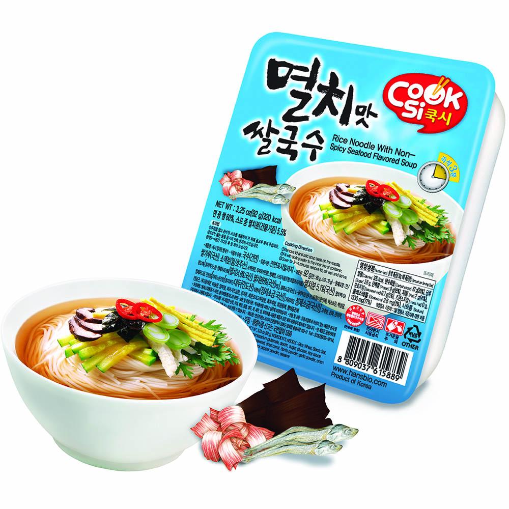 敬永 酷食米麵線-鯷魚口味(92g)